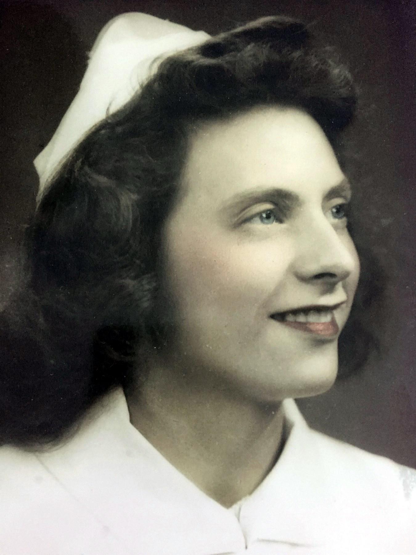 Mrs. Norma E  Linger