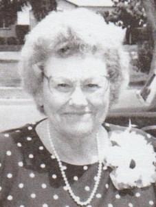 Margaret Ruth  Garber