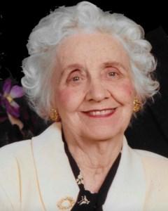 Eunice Watkins  Garrett