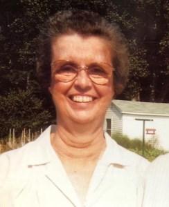 Ellen Gertrude  McPeters