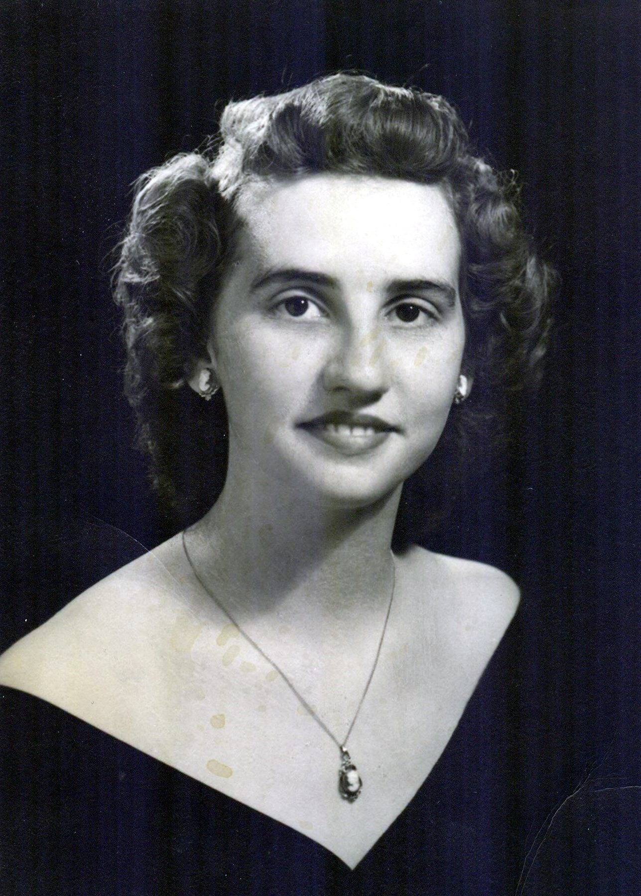 Betty Ann Burns  Newton