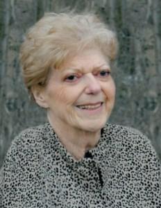 Shirley Jean  Wigren