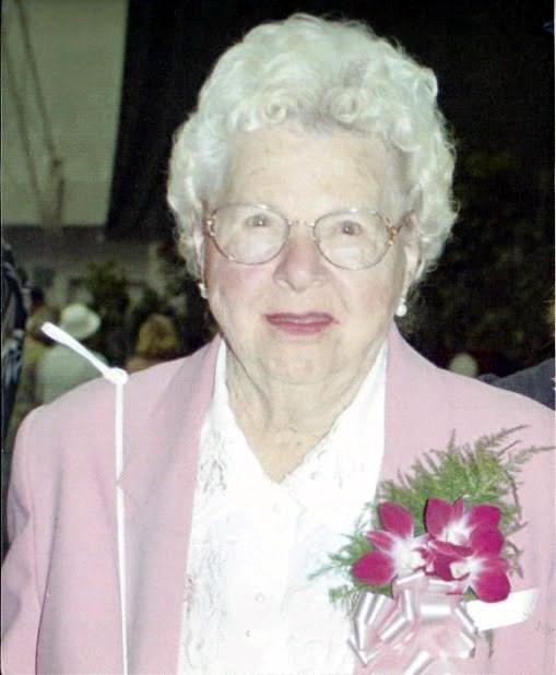 Mildred E.  Tucker