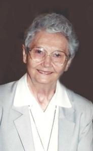 Sr.  Anne E.  Lehner SSS