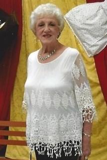 Obituary of Patricia Carter Harrison