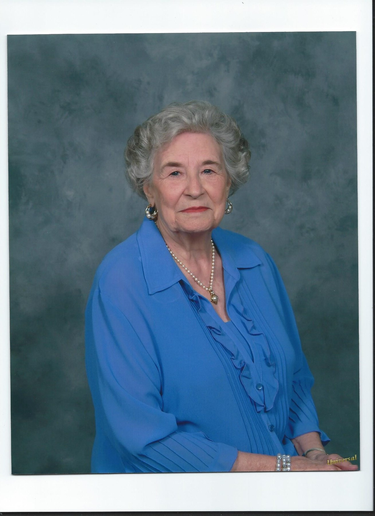 Jeanette Harrell  Hughes