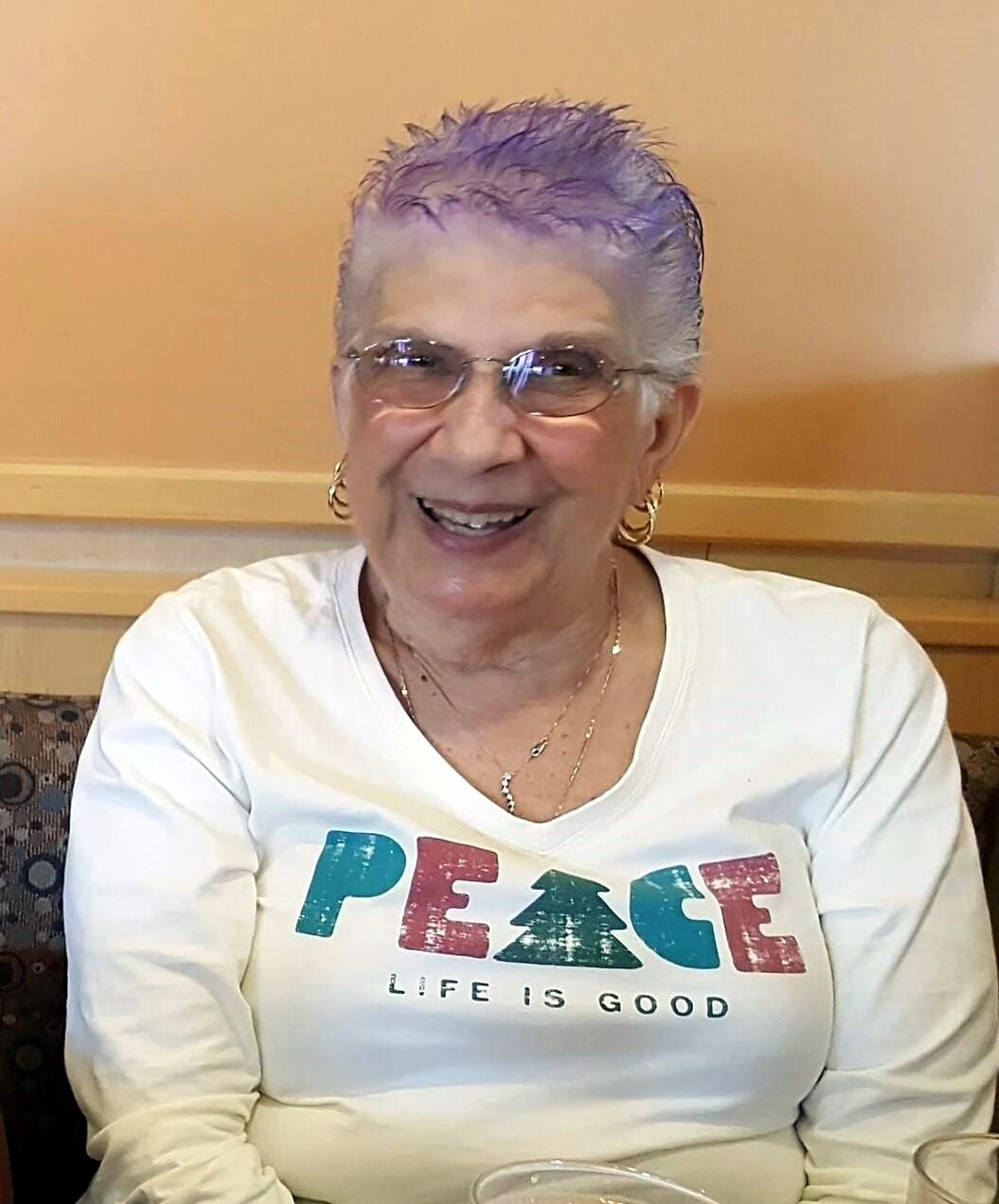 Sylvia Eileen  Olesh