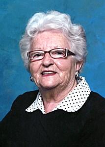 Gertrude  Bienvenue (née Cloutier)