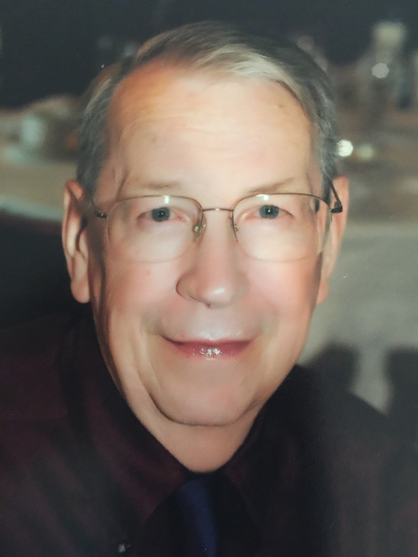 Donald Bruce  Leslie