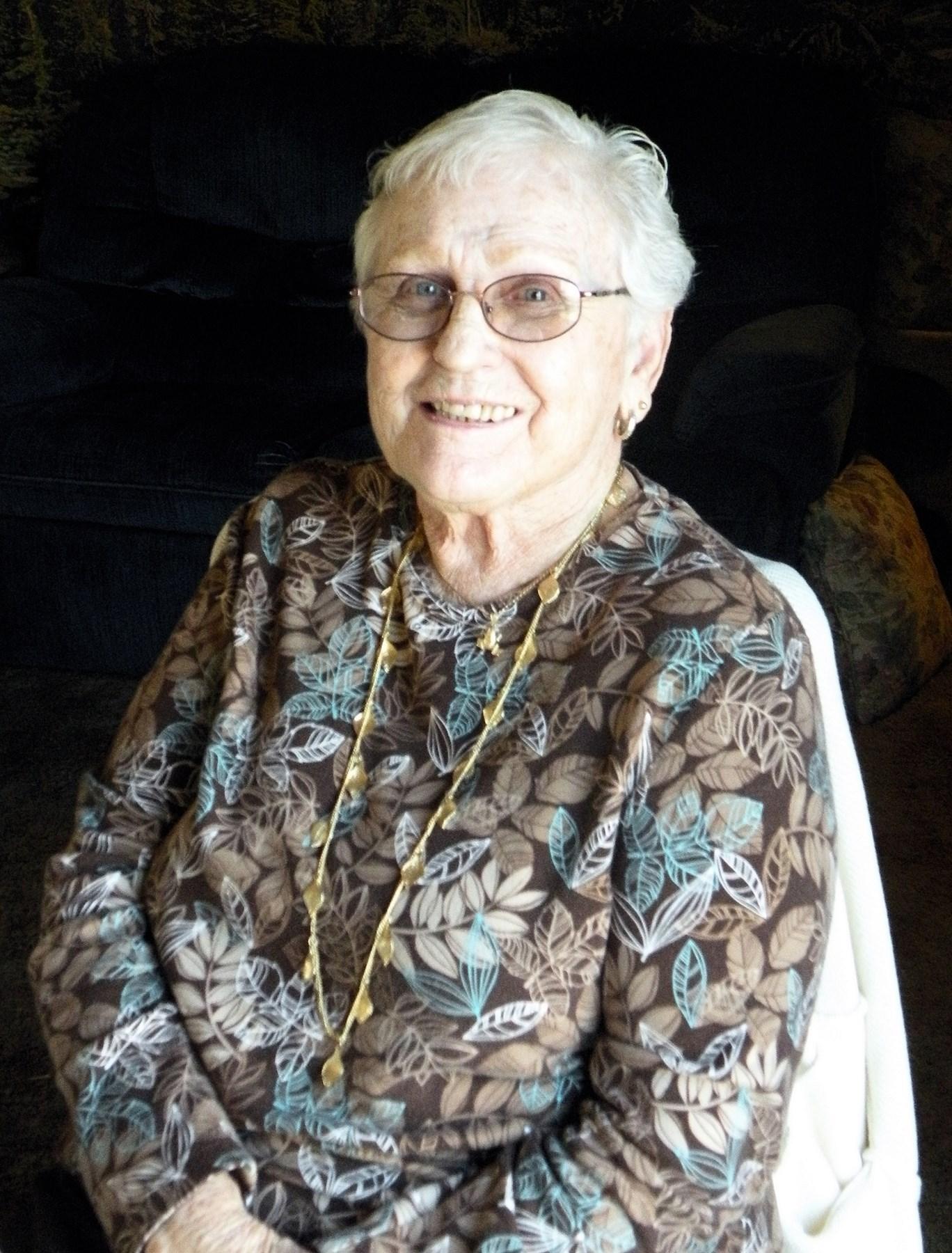 Clara Marie  Holderness