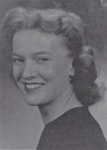Mary Kerr  Fitzgerald