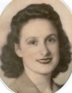 Mary Ida  Wheten
