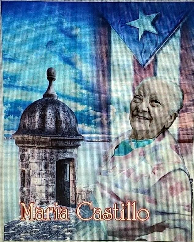 Maria A.  Castillo