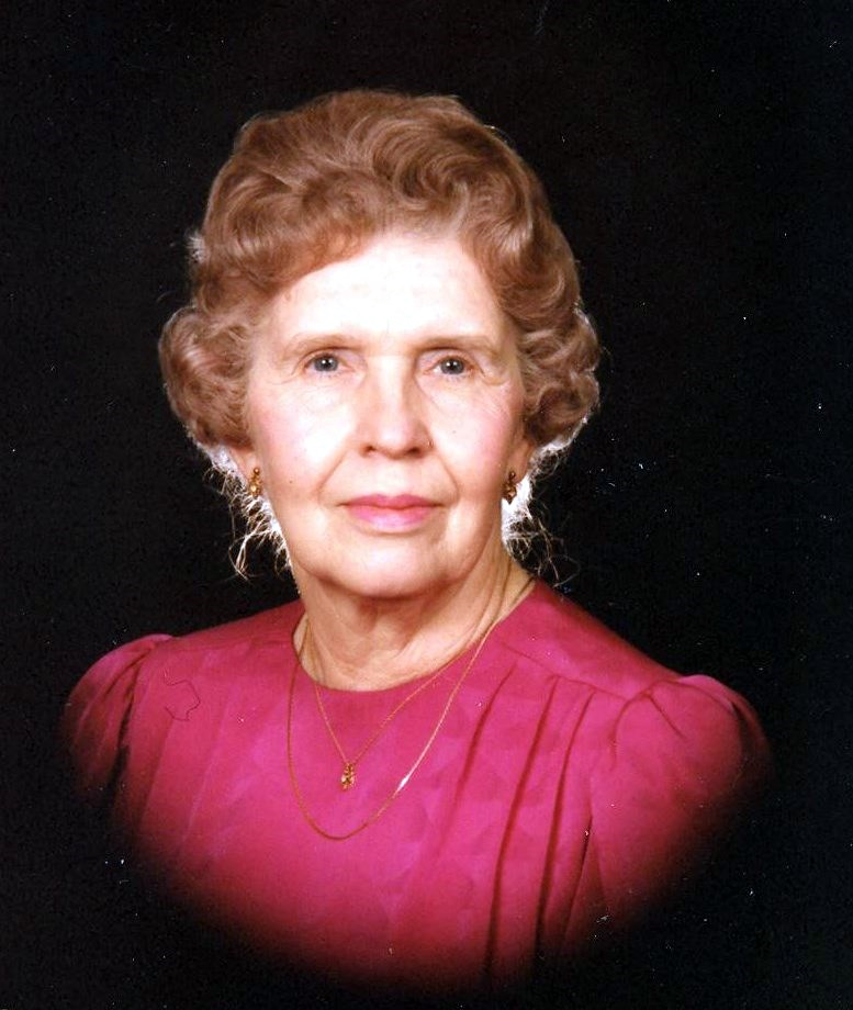 Virginia Pauline McGinnis  Christian