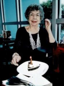 Betty J  Williard