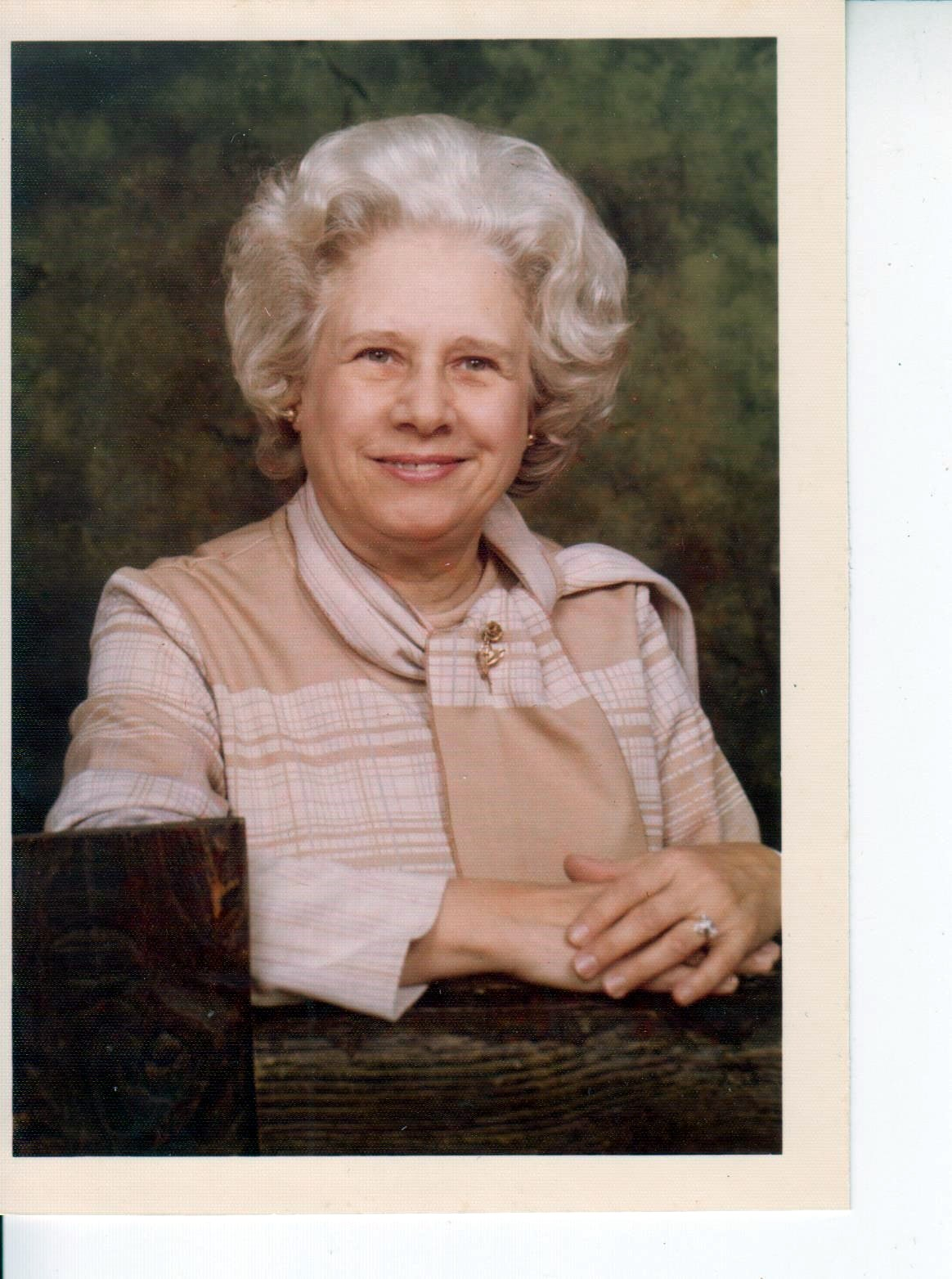 "Elizabeth ""Betty"" M.  Hickes"