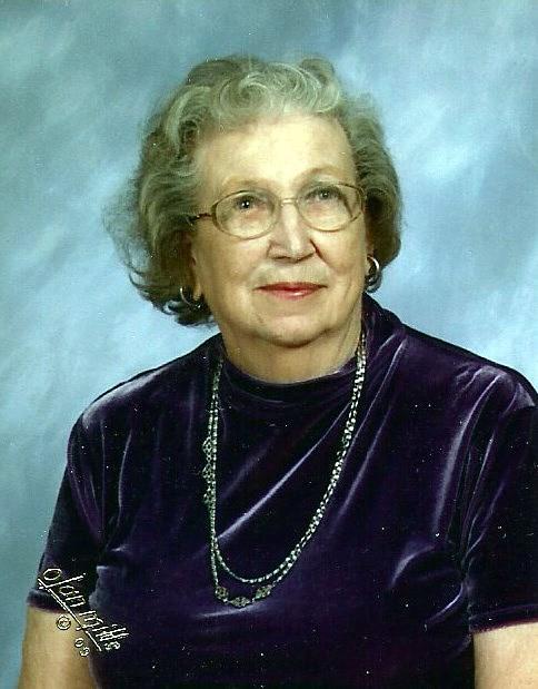 Maude J  Burdette
