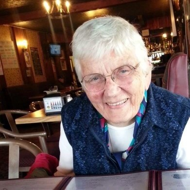 Margaret Lee  Ballam