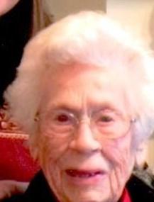 Marjorie Wilkinson  Johnson