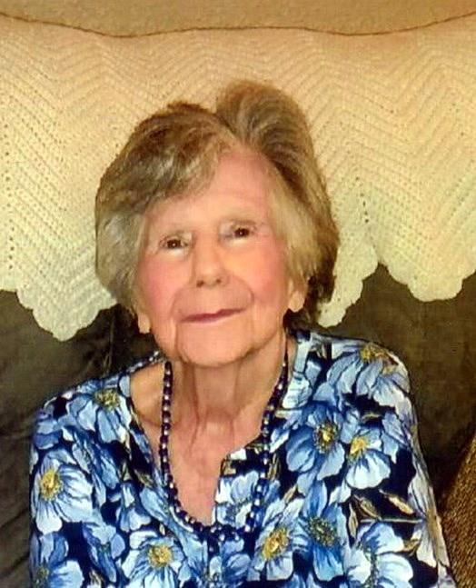 Gloria Jean  Waring