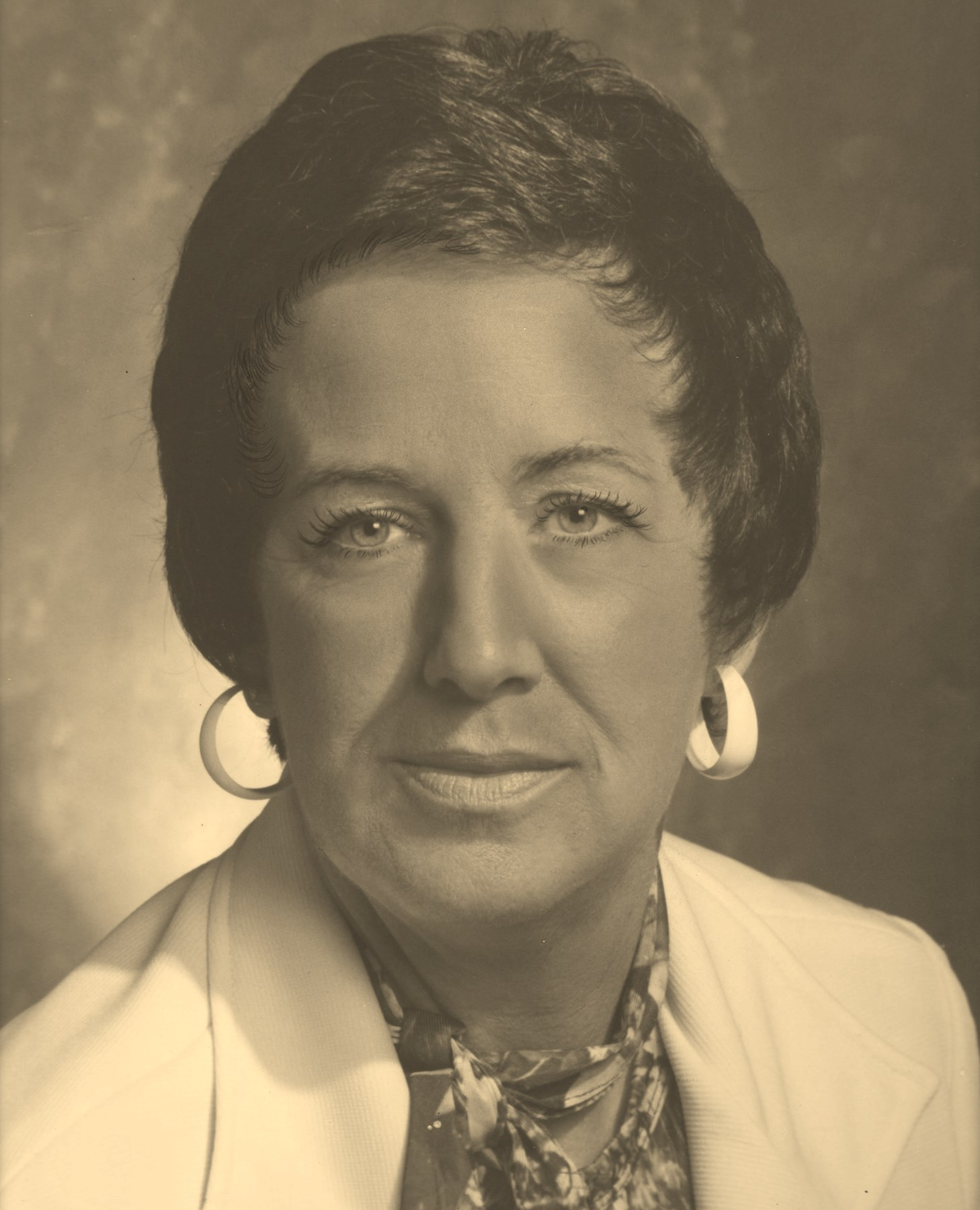 Betty Huffman  Richards