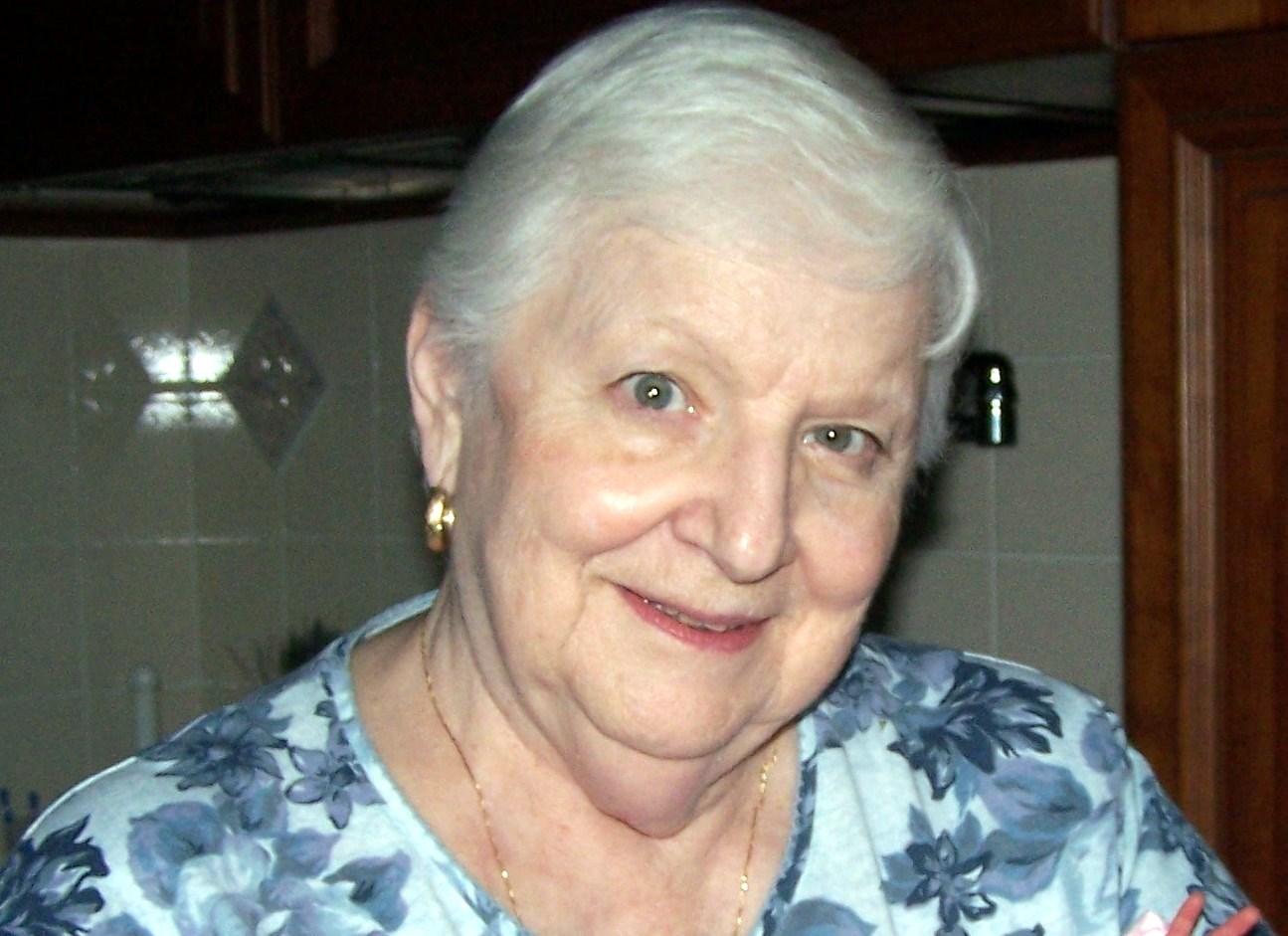 Mary Patricia  Fraser