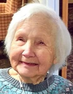 Bernice B.  Hoftyzer