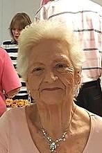 Betty Patterson Fisher