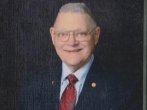 Lt. Commander Dale N.  Baumann