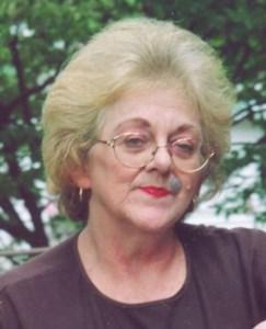 Sally Judith  Thompson