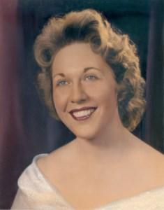 Martha Matthews  Wilson