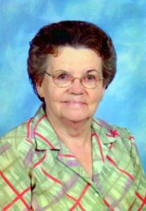 Janie Mae  Fikac