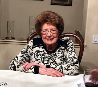 Frieda Mae  Daniels