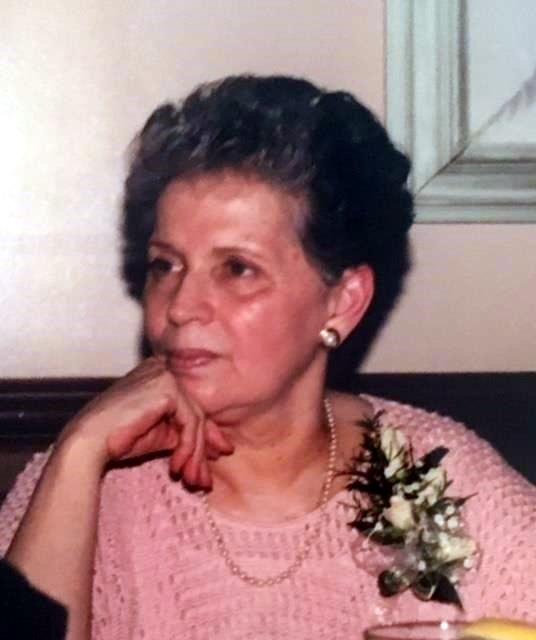 Margaret Costa  Vassilion