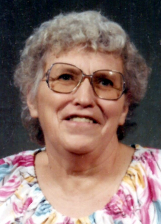 Betty Maxine  Wiedman