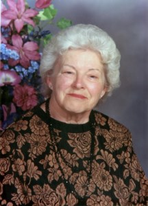 Grace Eleanor  McCoy