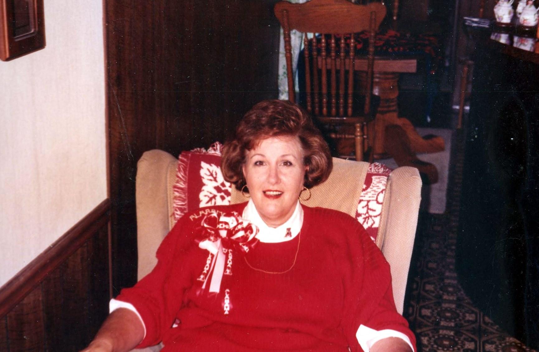 Virginia Carol  Davis