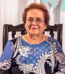 Maria T.  De Rodriguez