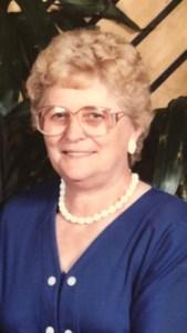 Irene Mabel  Hove