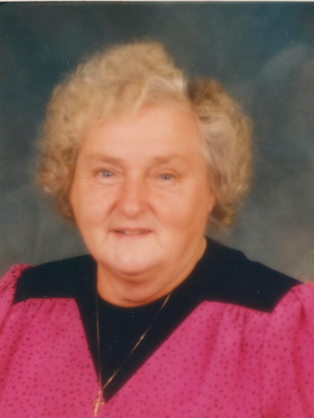 Madeline Rose  Holmes