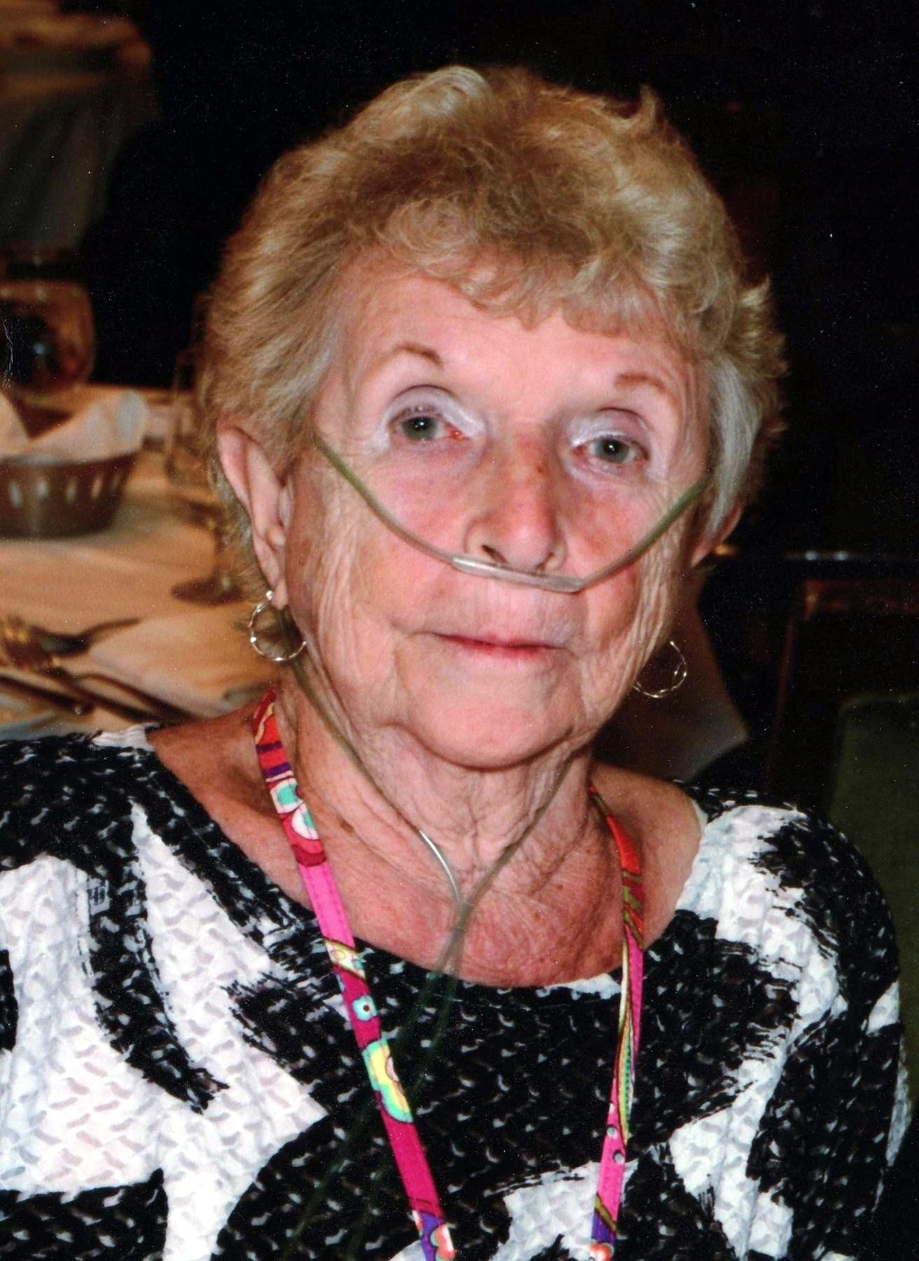 Geraldine Mae  Ruckel