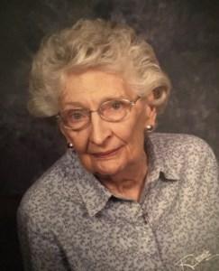 Elizabeth Anna  Crosby