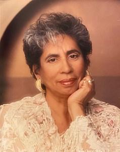 Candelaria M.  Balderas