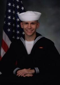 Seaman Brian R.  Gibbons Jr.
