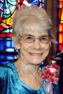 Barbara Ann  McPherson