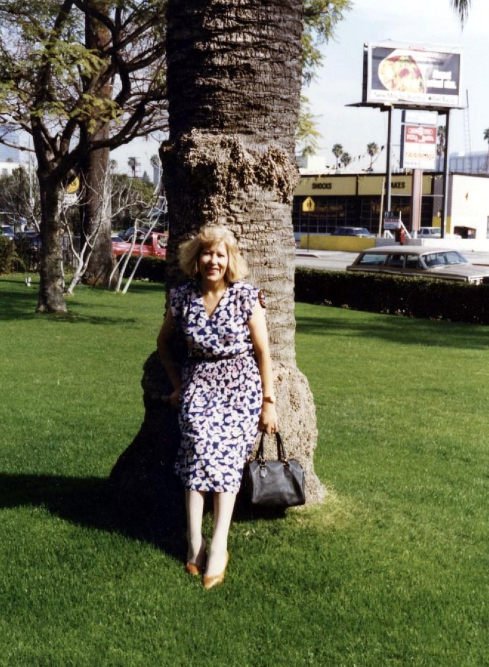 Rebecca  Barron
