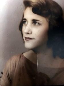 Shirley Fay  Myers