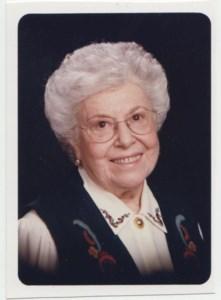 Mildred  McFarland