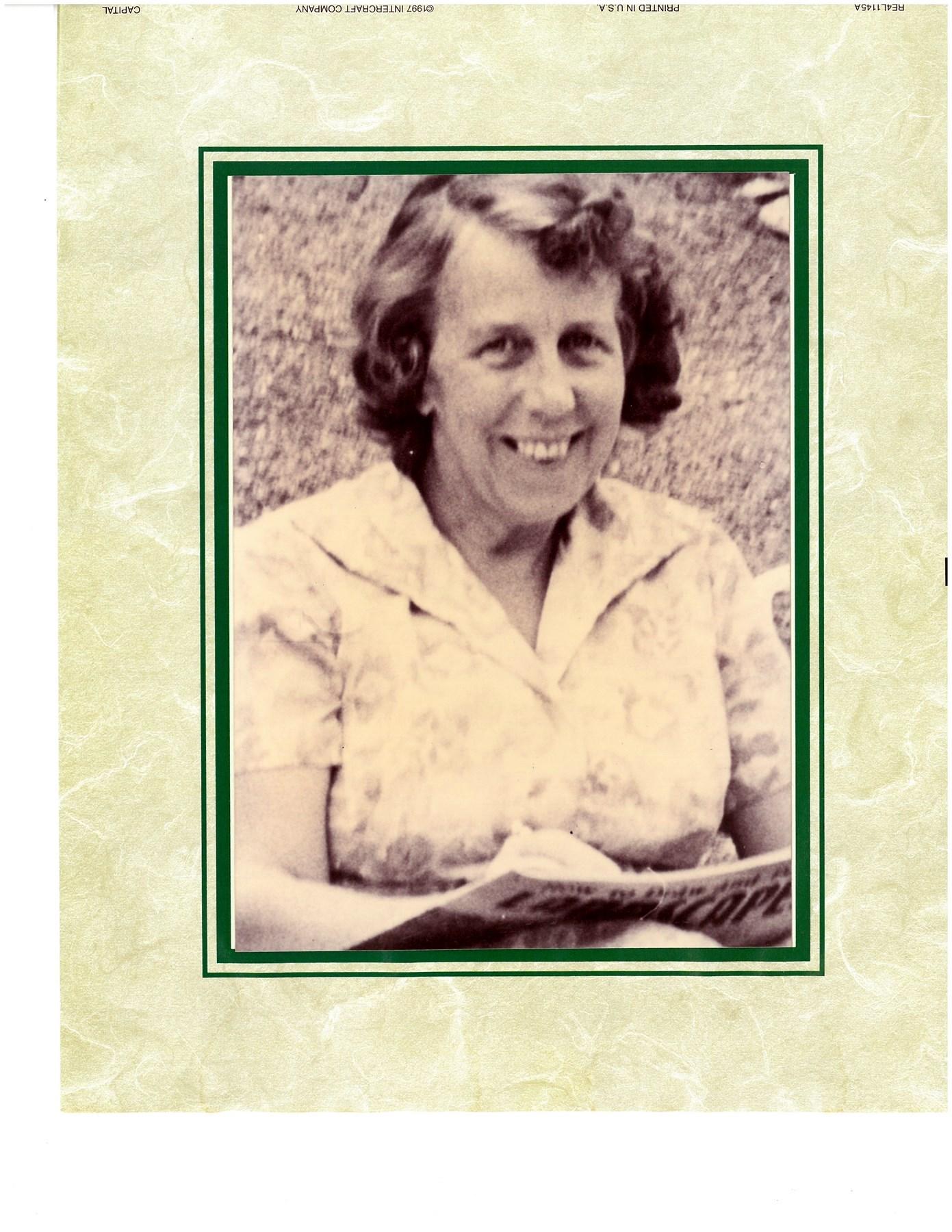 Mary Virginia  McCarty