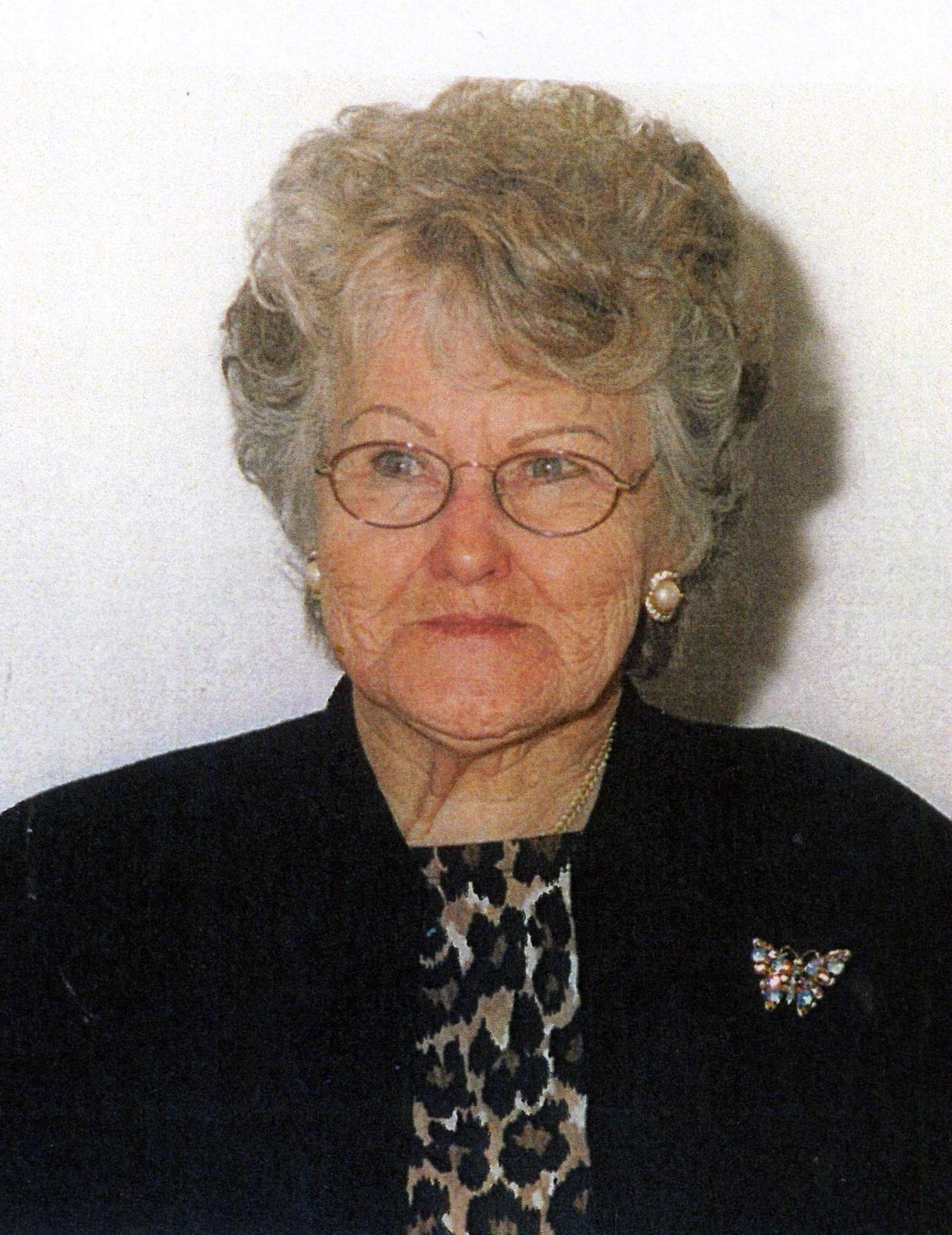 Lucille B. McCaulley  Peterson